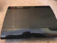 Sony Play Station 3 Slim and a massive 35 games collection!
