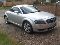 AUDI TT 225BAM totally unmolested with only one previous owner