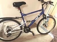 Men's apollo mountain bicycle