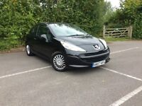 Peugeot 207 1.4 Diesel 2007- Good Service History - £30 Road Tax - Brand New Mot Till September 2018