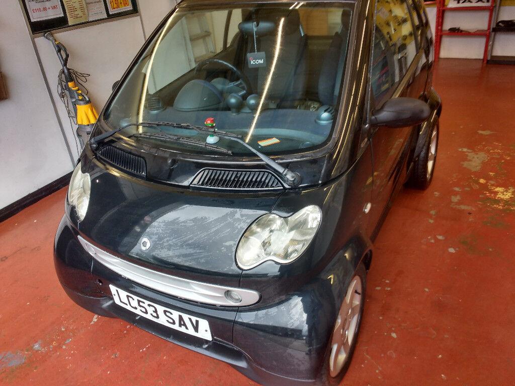 Smart Car City Coupe