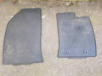 Ford Fiesta Mk6 rubber car mats