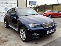 2009 BMW X6 X DRIVE 3.5D AUTO ( FINANCE & WARRANTY AVAILABLE)