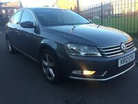 2012 Volkswagen Passat 1.6TDi SE One Company Owner Full Service History