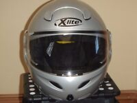 Nolan X-lite performance flip up motorcycle helmet size 56