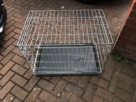 New Small dog cage