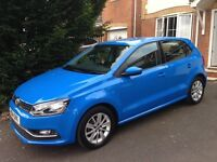 New Shape Polo, 1 owner from new with full service history. 12 months mot.