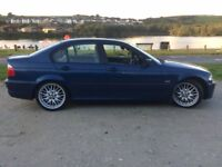 BMW 325I E46 Low Mileage