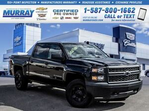 2015 Chevrolet Silverado 1500 **Black Bowties!  Trailering Packa