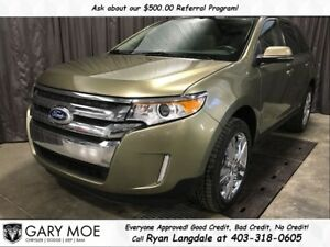 2013 Ford Edge Limited **NAV/DVD/PANORAMIC SUNROOF**