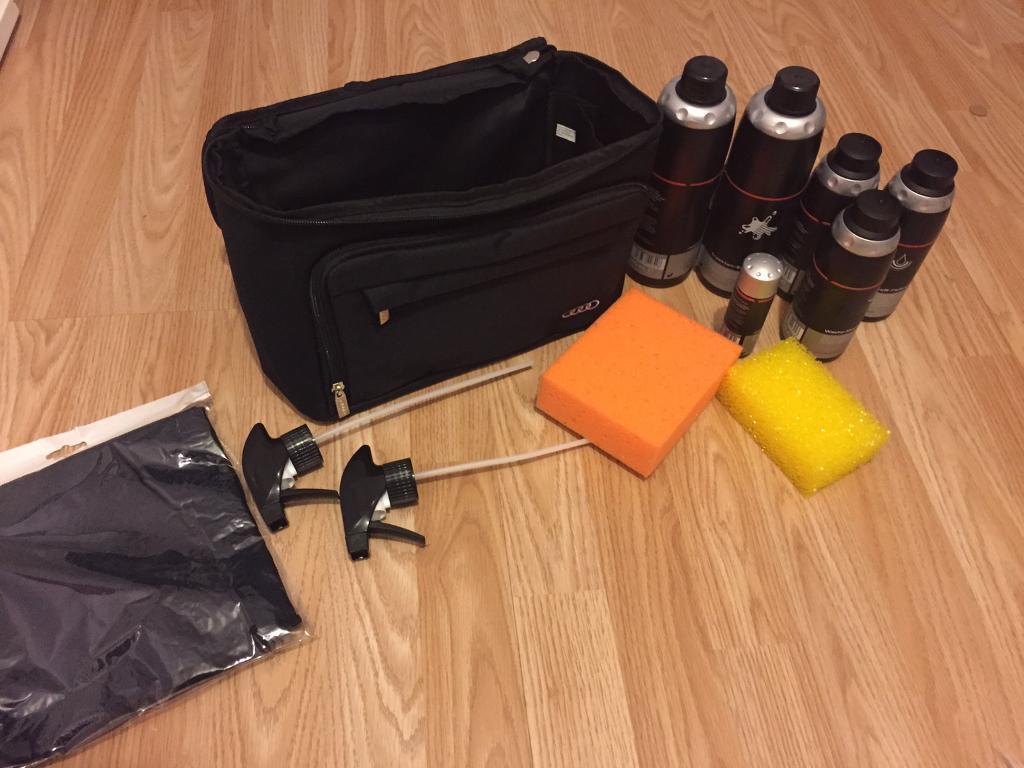 Audi Car Cleaning Kit Genuine Audi Brand In East Boldon Tyne - Audi car cleaning kit