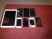 Tab & phones