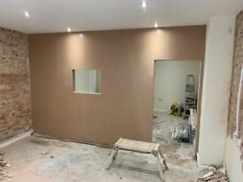 Nottingham based Plastering Solutions