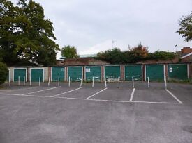 GARAGES available NOW: Chequers Road, Basingstoke, RG21 7PU