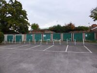 Garages to Rent: Chequers Road, Basingstoke, RG21 - ideal for storage/ car