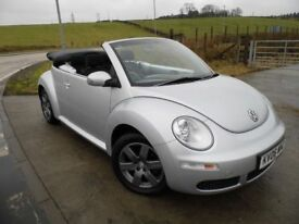VOLKSWAGEN BEETLE 1.6 LUNA 8V 2d 101 BHP 6 Month RAC Parts & Labour Warranty