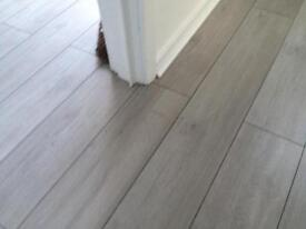 Laminate & Wood fitting flooring, BestPrice and Quality 07490697894