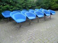 Quanity Of Arper Duna Swivel Designer Chairs (£75 Each)