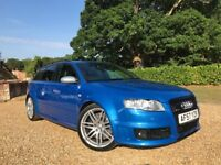Audi RS4 Avant Quattro 4.2 Superb Spec, History and Maintenance Record with Majority Audi History