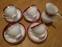 Majestic Royal Grafton bone china tea set