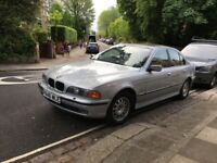 BMW 528i SE Silver Auto Leather Sunroof One Owner MOT