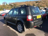 2011 (11 reg) Land Rover Freelander 2 2.2 SD4 GS 4X4 5dr Automatic SUV Turbo Diesel