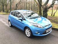 ***FORD FIESTA ZETEC 2010 + ONLY 64,000MILES***
