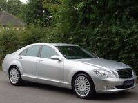 Mercedes-Benz S Class 3.0 S320 CDI 7G-Tronic 4dr LOW MILEAGE