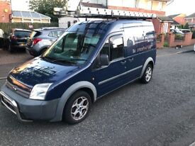 Ford Transit Connect lwb high top 2009