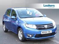 Dacia Sandero LAUREATE TCE (blue) 2014-09-02
