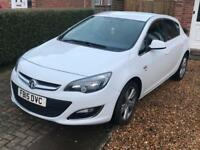 Vauxhall Astra 1.4 i VVT 16v SRI 5door 15plate
