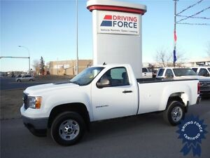 2013 GMC Sierra 2500HD - 8 Ft Box - 2WD - 6.0L Gas - 35,784 KMs