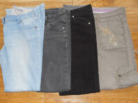 Ladies trouser bundle (size 14)