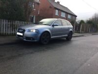 AUDI A3 2.0 TFSI 200BHP (8P) SPORTSBACK S-LINE £2500 NO OFFERS