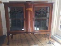 Art Nouveau drinks cabinet/sideboard