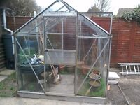Greenhouse for sale. Good size and condition.