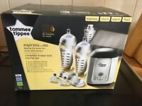 Tommee Tippee Express and Go starter pack