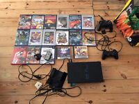 Sony Playstation 2 PS2 - 17 Games + extras please read listing....