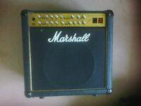 Marshall 6101 30th Anniversary 100w Valve Amp