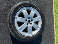 Range Rover L322 8Jx19 alloy wheel & tyre