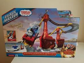 Thomas & Friends Trackmaster Shipwreck Rail Set