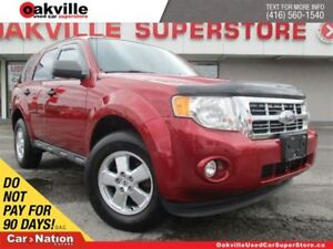 2011 Ford Escape XLT  2.5L | LEATHER | BLUETOOTH | HEATED SEATS