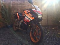 Honda CBR great condition learner legal 125
