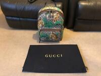 Brand New Gucci Bengal GG Supreme Backpack
