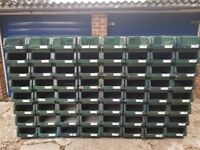 Dixion Pick Bin Storage Containers