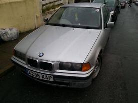 BMW 318Ti Compact, 140HP, Coilovers, EBC brakes, Yokohama tires