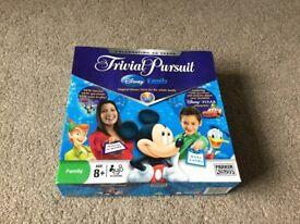 Disney Trivial Pursuit