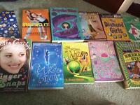Girls book bundle!