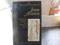 THE COMPLETE NOVELS OF JANE AUSTEN HARDDBACK