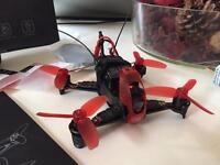 Rc drone walkera 110 race drone